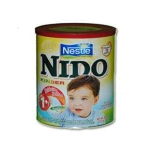 Nido Kinder 1+ Powdered Milk 3.52 Lb  Nestle Food & Grocery Beverages