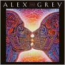 2012 Alex Grey Wall Calendar Alex Grey