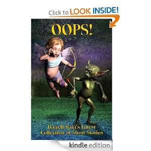 Oops! Darrell Bains Latest Collection of Short Stories Darrell Bain