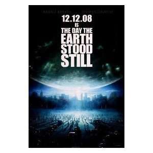 Day the Earth Stood Still 13x20 Mini Movie Poster