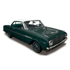 1963 Ford Falcon Hard Top Ming Green 1/18 Toys & Games