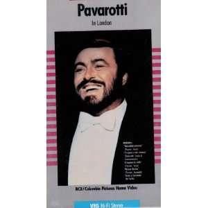 Pavarotti In London: Luciano Pavarotti, Rodney Greenberg