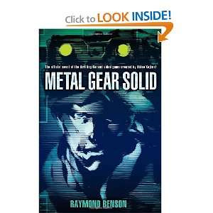 Metal Gear Solid (9780345503282) Raymond Benson Books