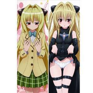 Anime Body Pillow Anime to Love ru, 13.4x39.4 Double sided Design