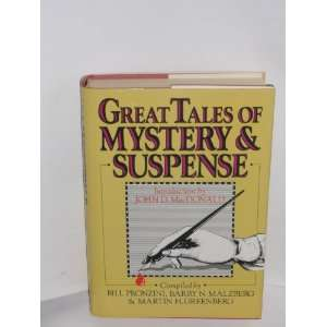 Great Tales of Mystery & Suspense (9780890099629): john D