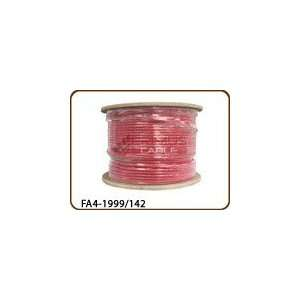 Fire Alarm Cable Shielded FPLP CMP 14AWG 2 Conductor PVC
