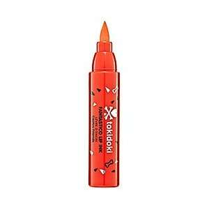 tokidoki Fantastico Lip Stain Color Cactus Friends coral (Quantity of
