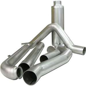 Bully Dog Rapid Flow Exhaust System Dodge Cummins Diesel Catback 04 05
