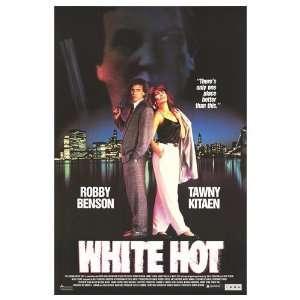 White Hot Movie Poster, 24 x 36 (1989): Home & Kitchen