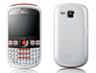 BRAND UNLOCKED LG TOWN C300 BLACK MOBILE PHONE