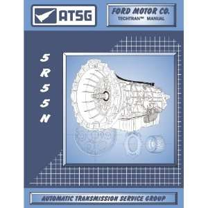 Manual (2000 & Up) Automatic Transmission Service Group Books
