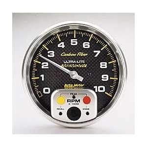 Auto Meter 4894 5IN C/F IN DASH TACH Automotive