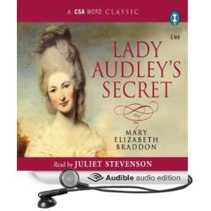 Lady Audleys Secret (Audible Audio Edition): Mary