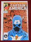 Captain America 323 NM Head Cover 1st USAgent Mike Zeck