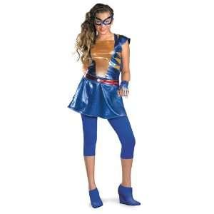 Thing Daughter of Wolverine Child Costume / Blue   Size Large (10 12