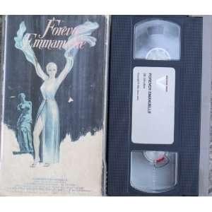 Forever Emmanuelle [VHS] Arsan, Belle, Guerrini Movies