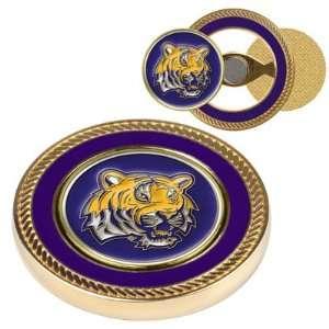 Challenge Coin   NCAA   Louisiana State University Tigers