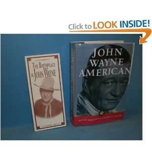 John Wayne American: Randy & Olson, James S. Roberts: Books