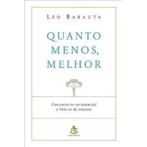 Em Portugues do Brasil) (9788575426135) Leo Babauta Books