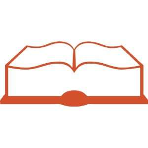 Open Book Removable Wall Sticker