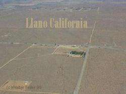 Los Angeles County, CA   Vacant Land w/ Low Taxes