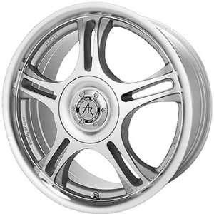 American Racing Estrella 18x8 Machined Wheel / Rim 6x115 with a 30mm
