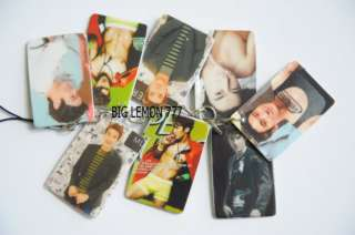 Choi Siwon In SUPER JUNIOR Mobile / Cell Phone Strap Keychain Keyring