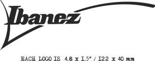 ibanez logo choose your fav color for it you might also want to