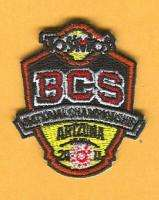 Official logo 2011 BCS National Championship Embroidered 2 inch Patch