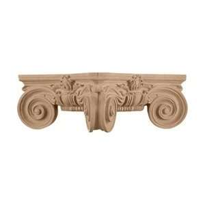 Scamozzi Capital for a 14 Round Tapered Wood Column: Home Improvement