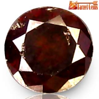 16 Ct Amazing Supreme Hot Lustrous Fancy Cognac Red Diamond