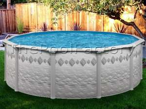 Pacific Above Ground Swimming Pool Package   20 Year Warranty