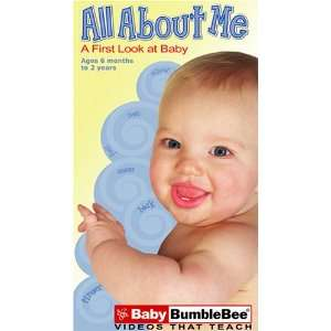 All About Me [VHS] Bumblebee Kids, Baby Bumblebee Movies