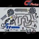 Turbo kit VW GTI Golf VR6 12V +Interooler Piping+fan