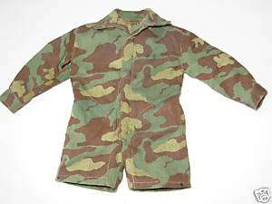 DRAGON WWII ITALIAN PARATROOPER SMOCK 1/6 SCALE TOYS |