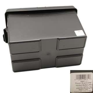 ATTWOOD 9067 1 POWER GUARD 27M BOAT BATTERY BOX