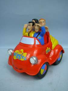 The Wiggles Big Red Car by Spinmaster