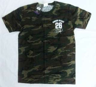 Mens MLB Baseball T Shirt Wounded Warrior Project Camo Phillies Chase