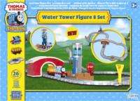 BRAND NEW THOMAS WATER TOWER FIGURE FIGURE OF EIGHT SET