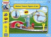 BRAND NEW THOMAS WATER TOWER FIGURE FIGURE OF EIGHT SET