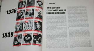 LIFE Goes To War Picture History of World War II c1977