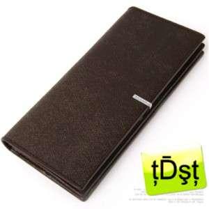 OMNIA MENS Purse Genuine Leather Long Wallet MW631L