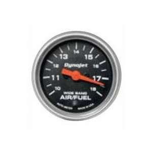 Dynojet Research Air/fuel Ratio Gauges   Black Face , Color Black 15