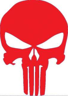 Punisher skull marvel sticker vinyl decal truck car 383