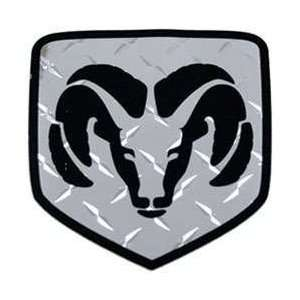 Dodge Ram   Diamondplate Small vinyl graphic decal
