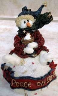 BOYDS BEARS Murdock Mufflemoose RESIN Ornament 25003
