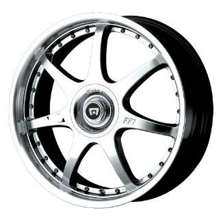 Motegi Racing FF7 MR2373 Silver Wheel (16x7/5x100mm)