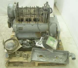 Hatz Diesel Engine 80hp Air Cooled 4Cyl Electric 4M41