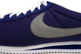 Nike Mens Classic Cortez Nylon Royal White 488291 401