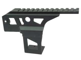 Metal Sight Scope Mount Rail for AEG Airsoft AK Series